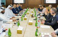 الغرفة تبحث التعاون مع مصدري المعادن في اسطنبول