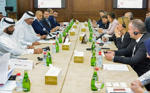 Qatar Chamber reviews ties with Istanbul metal exporters' group