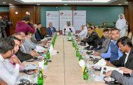 الغرفة تستقبل مصدري الأجهزة الكهربائية والإلكترونية في تركيا