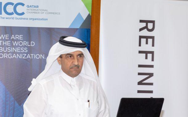 غرفة التجارة الدولية قطر تستعرض مكافحة غسل الأموال