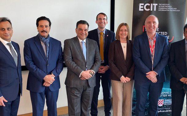 وفد من غرفة قطر يستكشف فرص الاستثمار في إيرلندا الشمالية