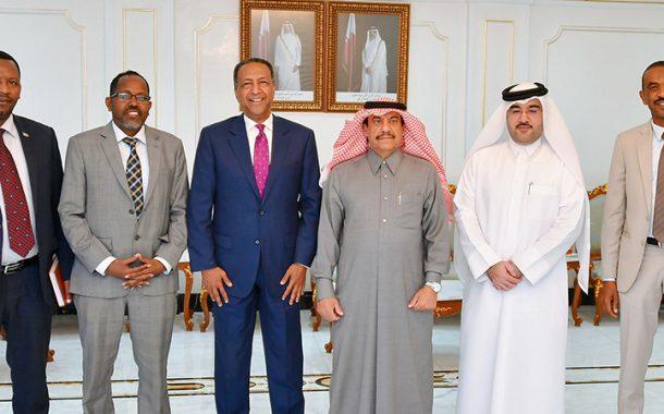 الغرفة تبحث التعاون مع إثيوبيا ونيوزيلندا