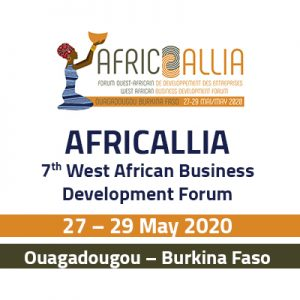 AFRICALLIA  7th West African Business Development Forum @ Ouagadougou
