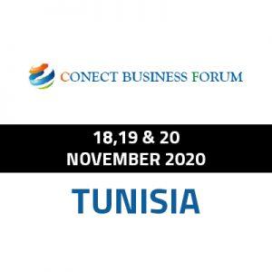 Connect Business Forum 2020 @ TUNISIA