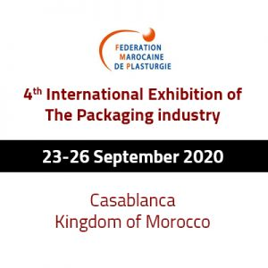 4th International Exhibition of The Packaging industry @ Casablanca